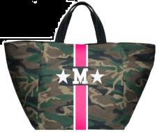 Shopper camouflage banda classica