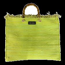 Shopper tinta unita bamboo gipsy