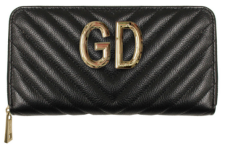 Portafoglio grande lux leather