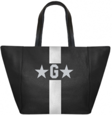 SHOPPER MEDIA LUX LEATHER