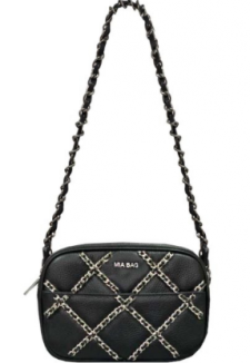 TRACOLLA ZIP LUX CHAIN